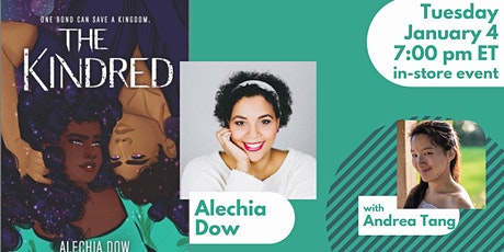 Alechia Dow in conversation with Andrea Tang | In-store event tickets