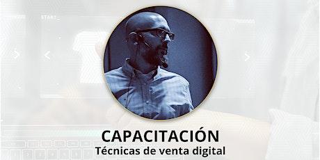 Técnicas de Venta Digital - Maximiliano Panero tickets