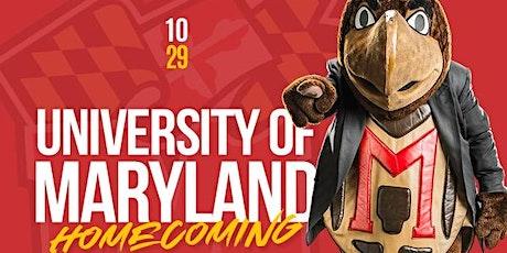 UMD Homecoming Kickoff  2021 tickets