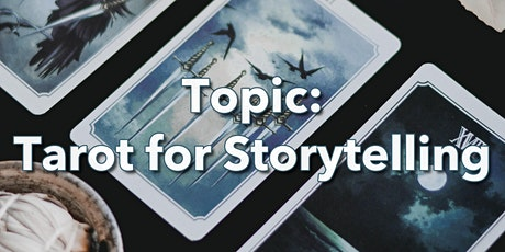Tarot for Storytelling - Asheville Fantasy Writers Meeting tickets