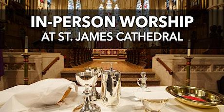 Sunday Service: 11:00am Eucharist tickets