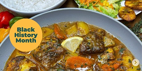Caribbean Cooking - Curry Chicken tickets