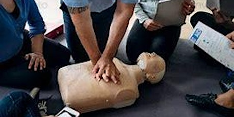 STL-CPR/First aid-Course (SATURDAY) tickets