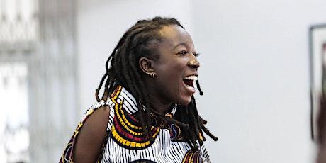 In Conversation - Being African in Hackney tickets