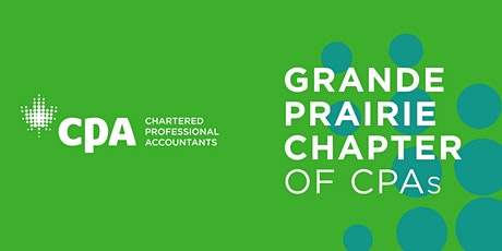 Grande Prairie Chapter of CPAs  - October 27, 2021 Lunch Meeting tickets