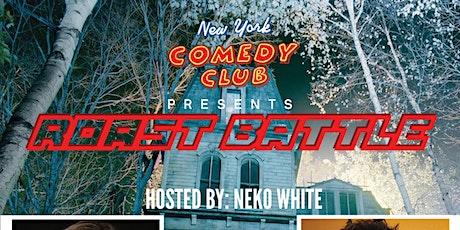 New York Comedy Club - Roast Battle 10/28 tickets