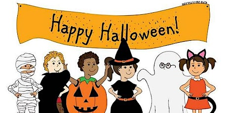EarlyON  Child and Family Centre  Halloween Outdoor Play tickets