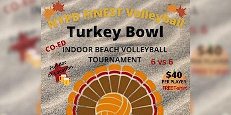 Finest Turkey Bowl Indoor Beach Volleyball Tournament tickets