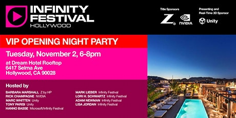 Infinity Festival VIP Opening Night Party tickets