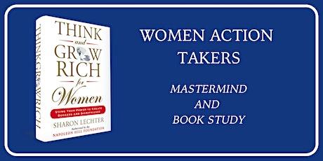 Think & Grow Rich for Women mastermind tickets