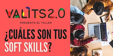 Taller VALITS 2.0: ¿Cuáles son tus Soft Skills? entradas