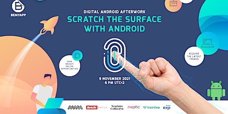 Digital Android Afterwork 2021 tickets