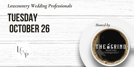 Lowcountry Wedding Pros - October 2021 tickets