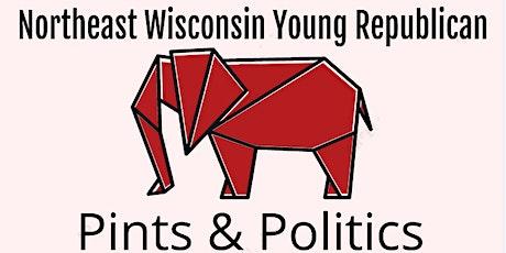 Northeast Wisconsin Young Republican Pints & Politics tickets