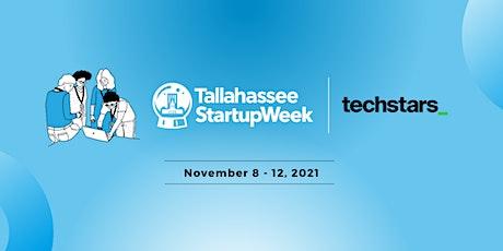 Tallahassee Startup Week boletos