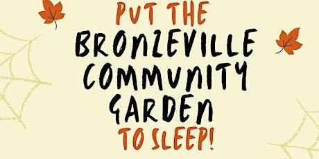 Put the Bronzeville Community Garden to Sleep! tickets