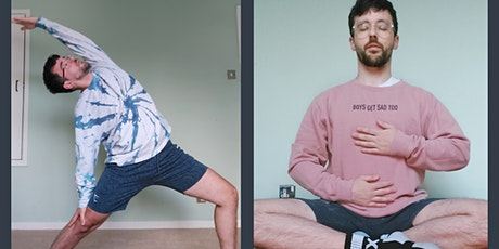 Yoga for Male Mental Health Workshop tickets