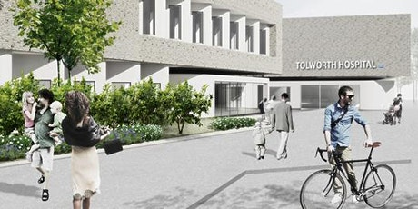 Developing Tolworth Hospital tickets