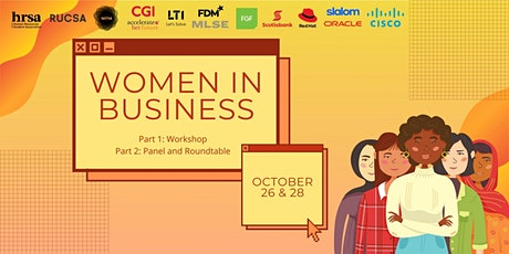 Women in Business: Workshop and Panel+Roundtable tickets