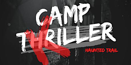Camp Thriller Haunted Trail tickets