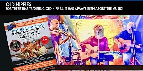 The Old Hippies Treasure Coast Seafood and Music Festival tickets
