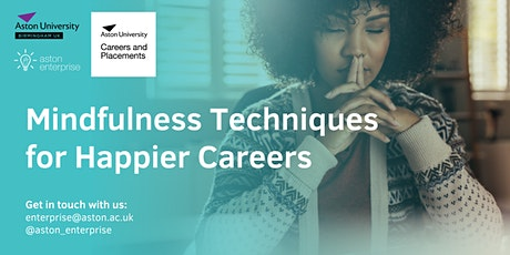 Mindfulness Techniques for Happier Careers tickets