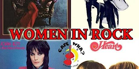 Women In Rock tickets