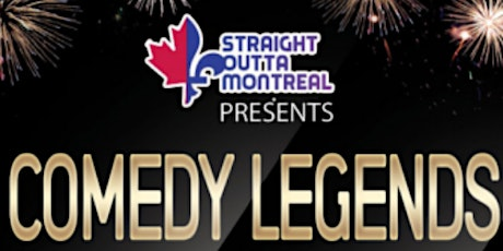 English Stand Up Comedy Show ( Friday 9pm ) at the Montreal Comedy Club tickets