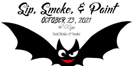 Monarch Hair Club Sip, Smoke & Paint! tickets