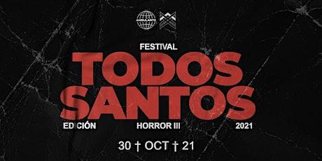 FESTIVAL TODOS SANTOS boletos
