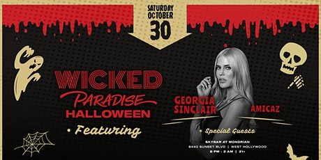 A Wicked Halloween @ Skybar tickets