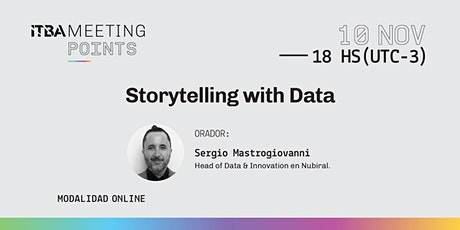 Storytelling with Data tickets