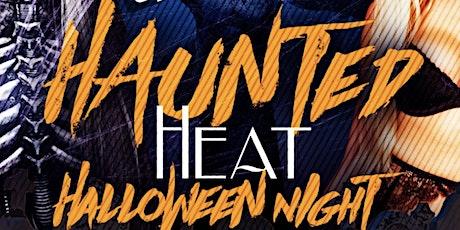 Haunted Halloween Night @ Heat Ultra Lounge OC - FREE GUESTLIST tickets