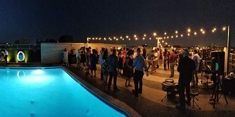 Embassy Row Rooftop Halloween under the Stars: 2 Bands + Swing/Salsa Lesson tickets