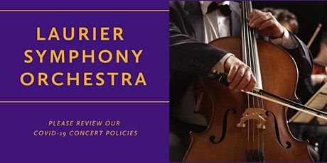 Laurier Symphony Orchestra Concert tickets