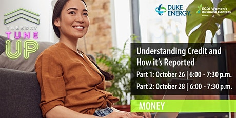 Understanding Credit and How it's Reported  - Part 2 tickets