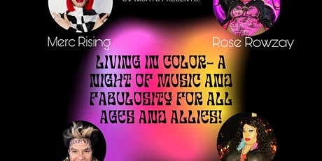 UV Nights Presents: Living in Color! tickets