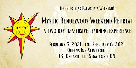 Mystic Rendezvous Weekend Retreat tickets