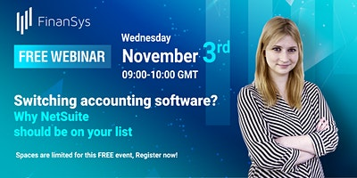 Switching accounting software? Why NetSuite should be on your list