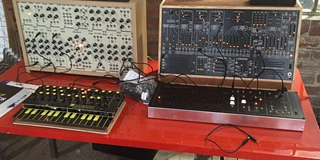 Liverpool Synth Meet - November 2021 tickets