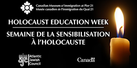 Closing Holocaust Education Week with Erica Lehrer tickets