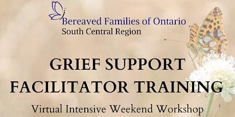 Grief Support Facilitator Intensive Training Workshop tickets