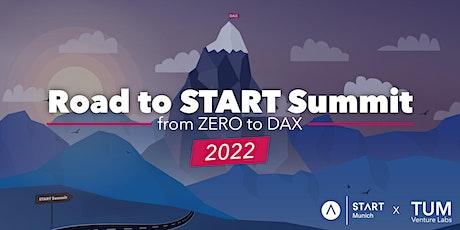 Road to START Summit 2022 tickets