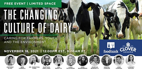 The Changing Culture of Dairy tickets