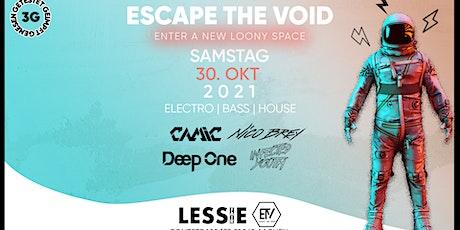 Escape The Void billets