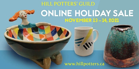 Pottery Holiday Sale tickets