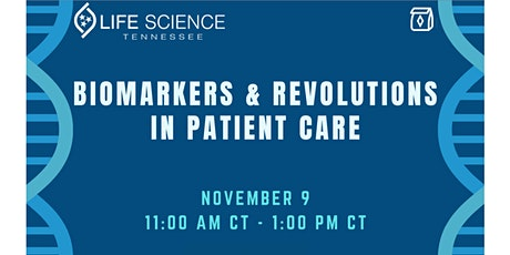 Biomarkers and Revolutions in Patient Care tickets