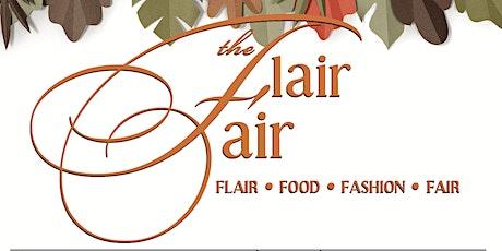 THE FLAIR FAIR tickets