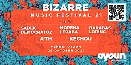 Bizarre Music Festival tickets