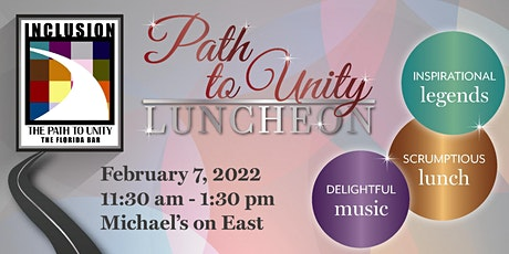 Sarasota County Bar Association's Path to Unity Luncheon tickets